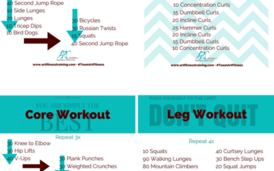Bonus Workouts